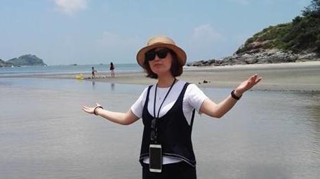 2017年度优秀班主任——刘巧