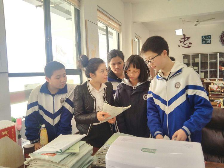 373班:建立问题化学习小组,提升主动学习能力