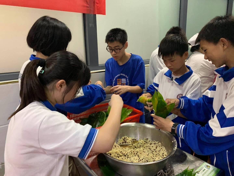 381班:传承传统文化 欢度端午佳节