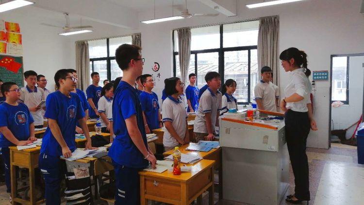 373班:同庆教师节,共温师生情